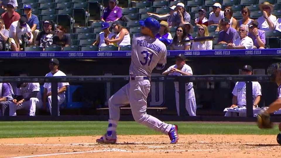 MLB Now: Joc Pederson
