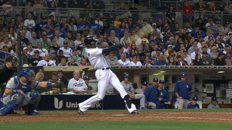 Upton Jr.'s RBI triple
