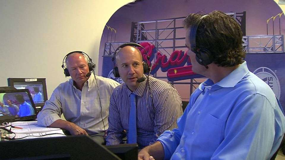Coppolella joins the booth