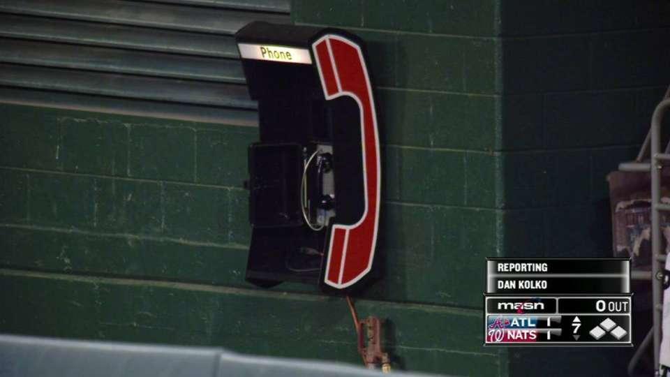 Storen's phone booth