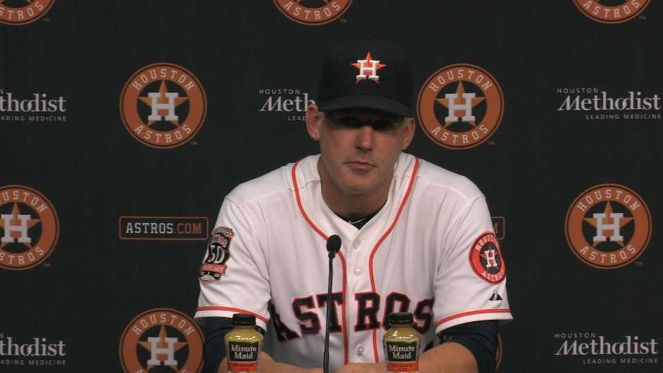 Hinch on the pitching duel