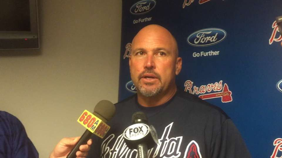 Gonzalez on Miller, loss to Nats