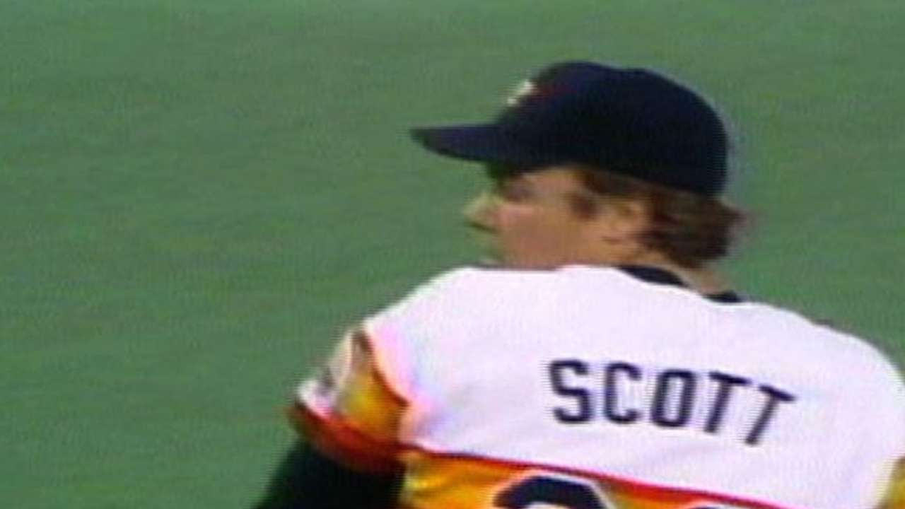 BB Moments: Scottu0027s No Hitter