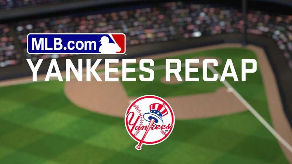 9/6/15: TB vs. NYY Highlights