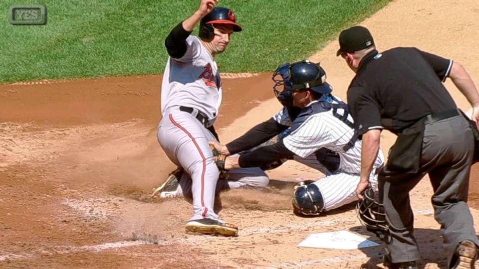 Gregorius cuts down Flaherty