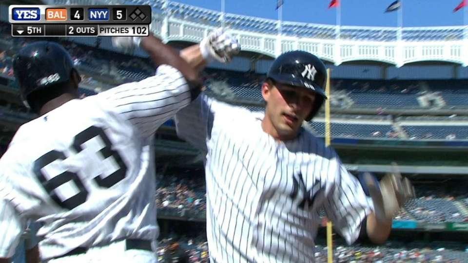 Murphy's two-run homer