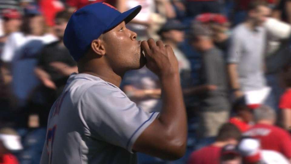 Mets bullpen shuts down Nats