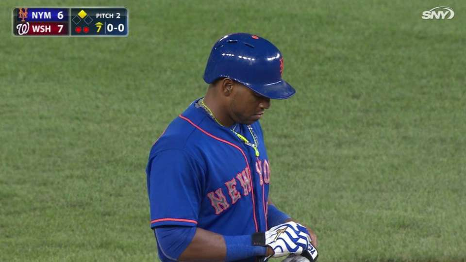 Cespedes' bases-clearing double