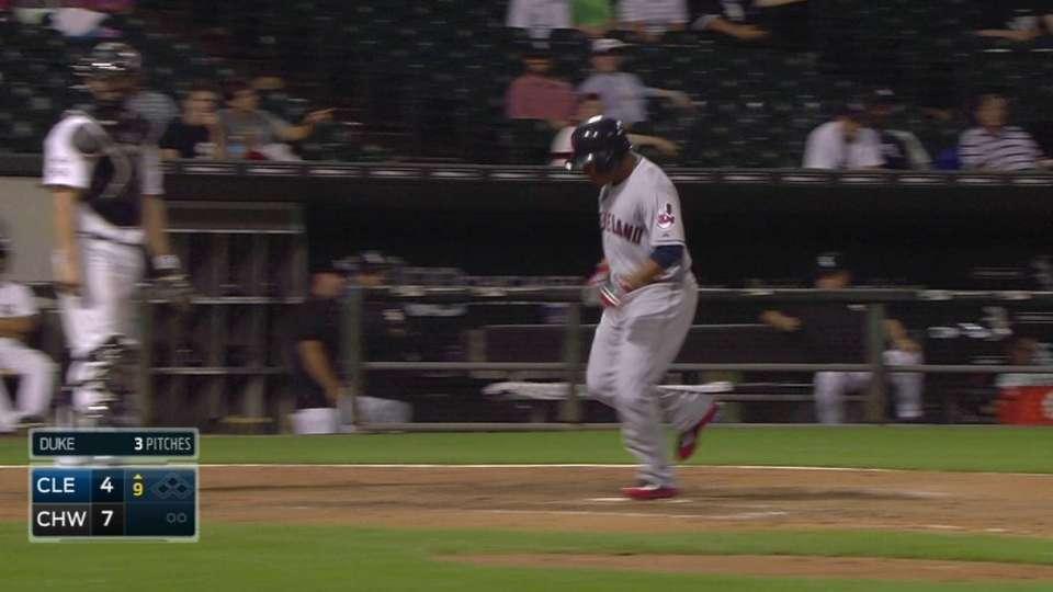 Ramirez's long solo homer