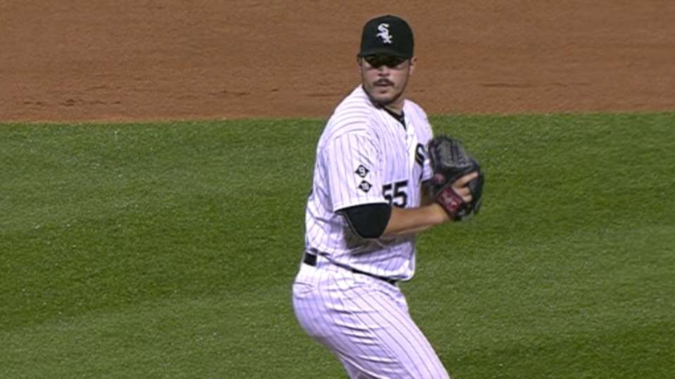 Rodon's one-run outing