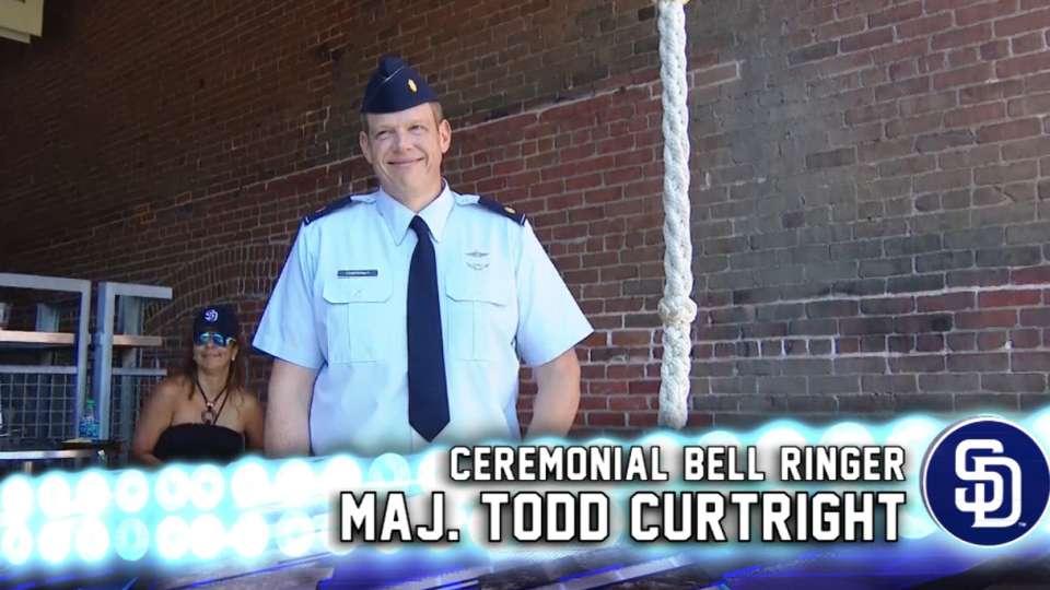 9/6/15: Ceremonial Bell Ringer