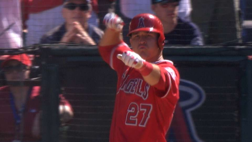 'Arrows' fly as Angels rally