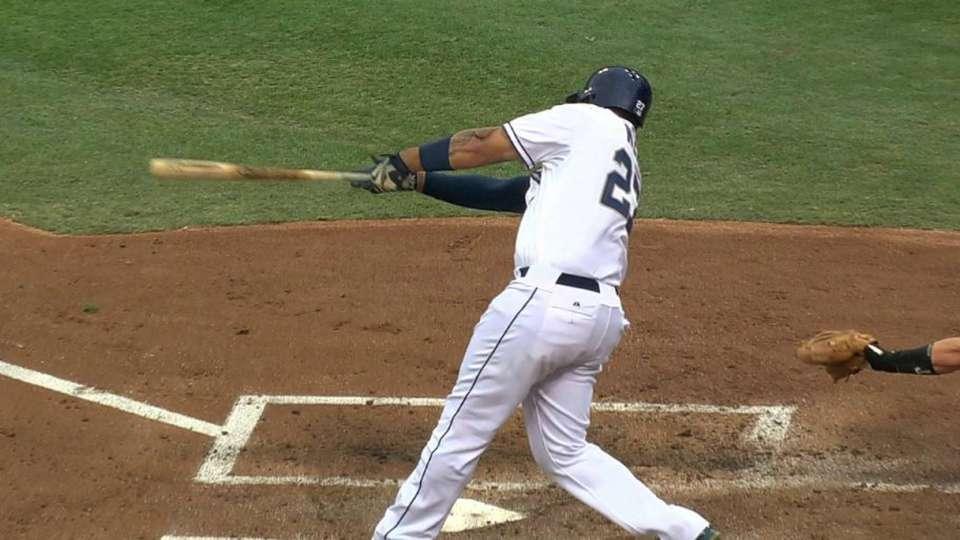 Kemp's 20th homer