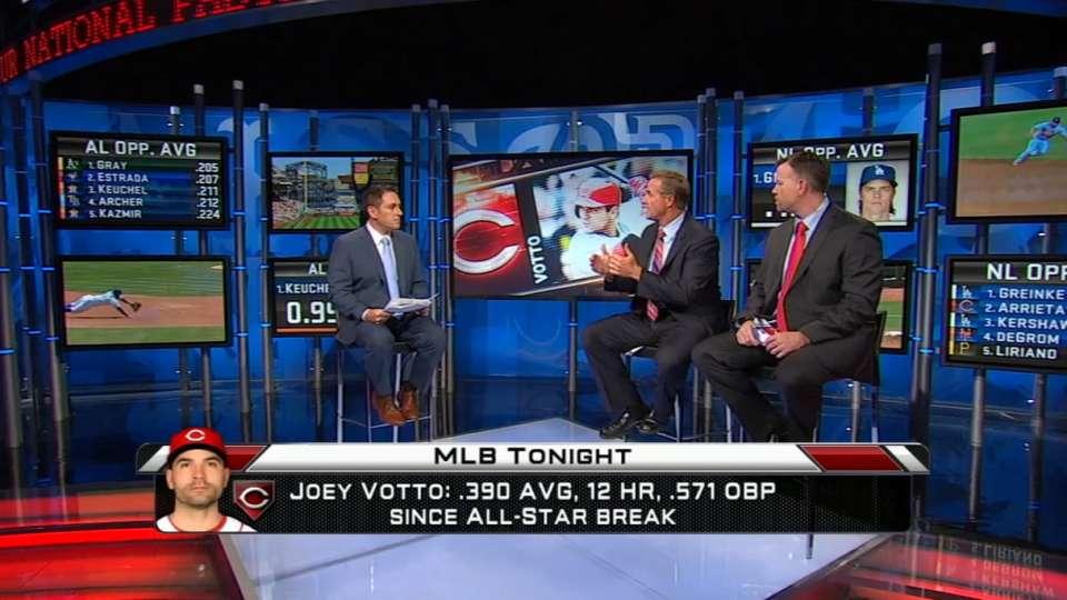 MLB Tonight on Joey Votto