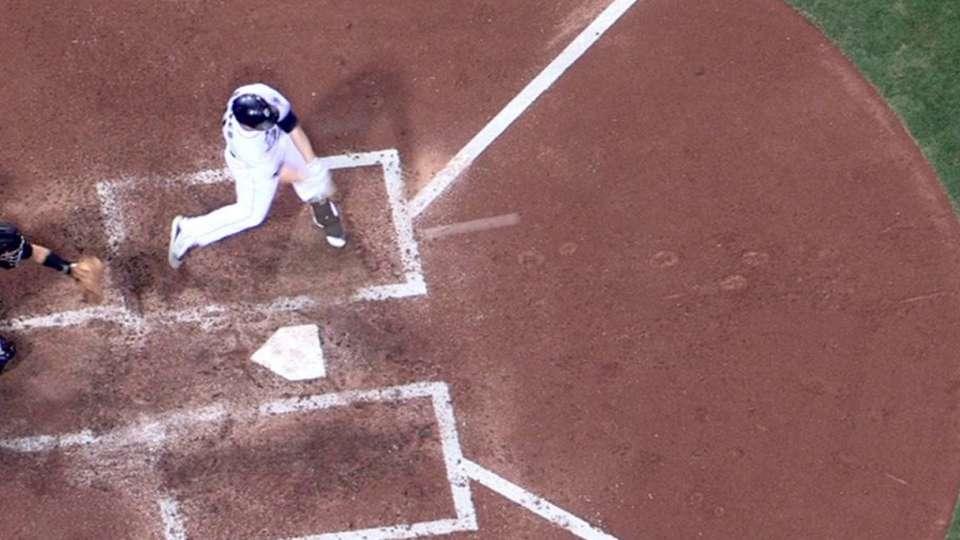 Gyorko's three-run homer