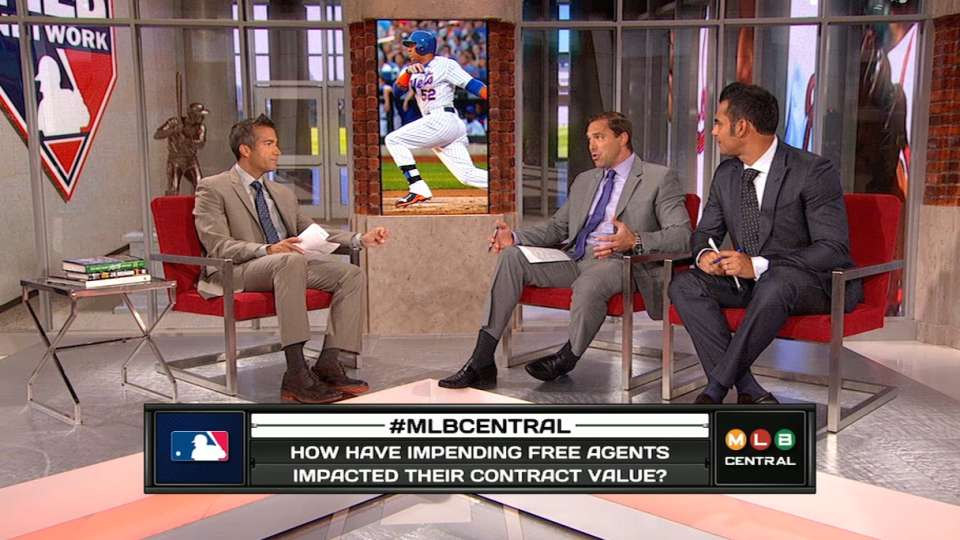 MLB Central: Stock Watch