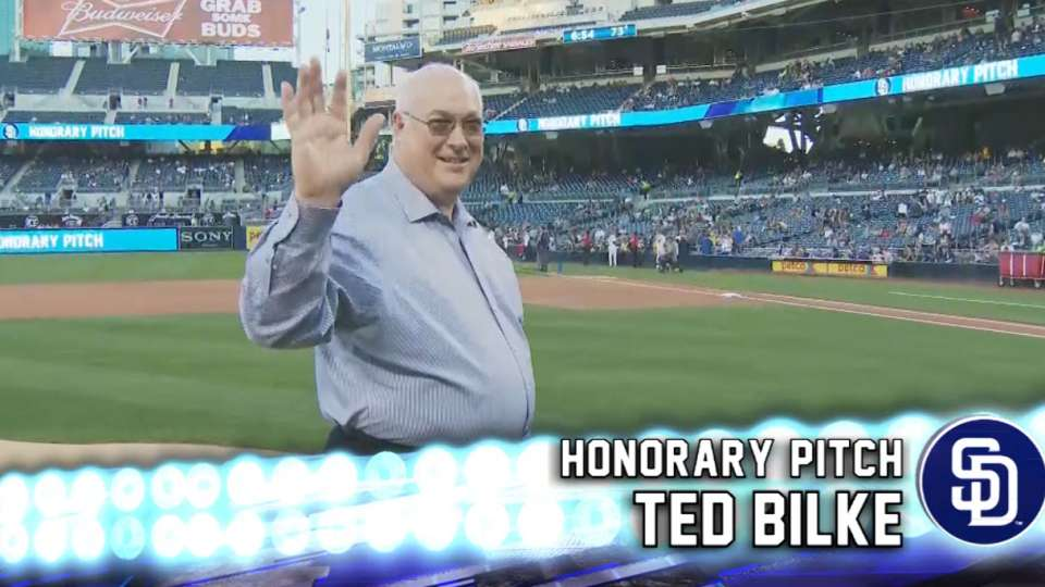 9/3/15: Honorary Pitch