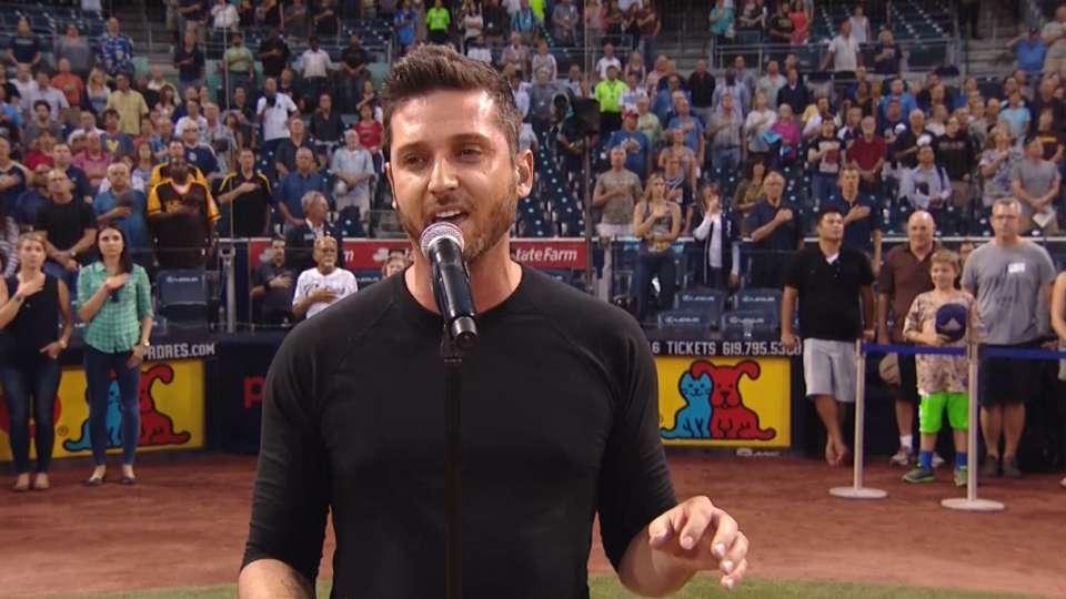 9/8/15 National Anthem