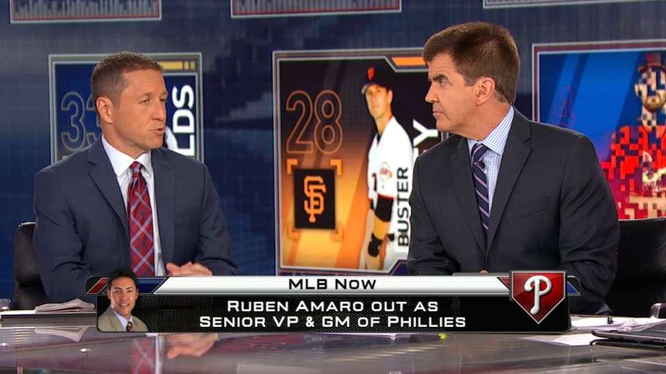 MLB Now: Ruben Amaro Jr.