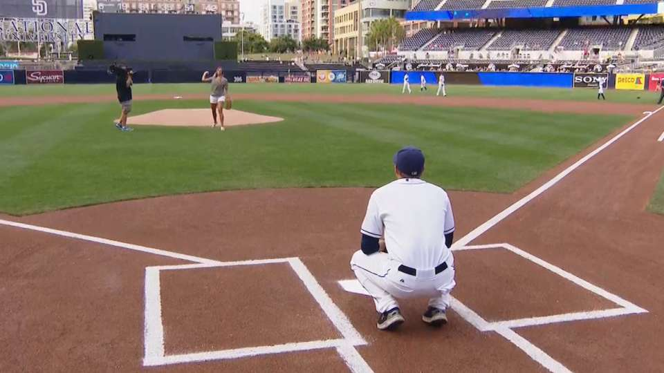 9/9/15: Honorary Pitch