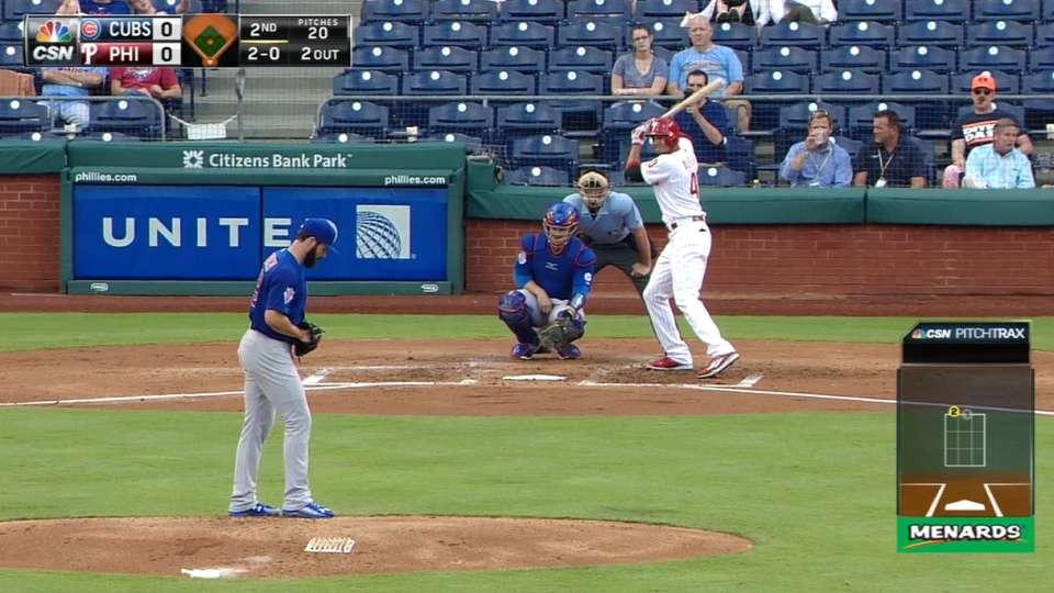 MLB Tonight on Arrieta