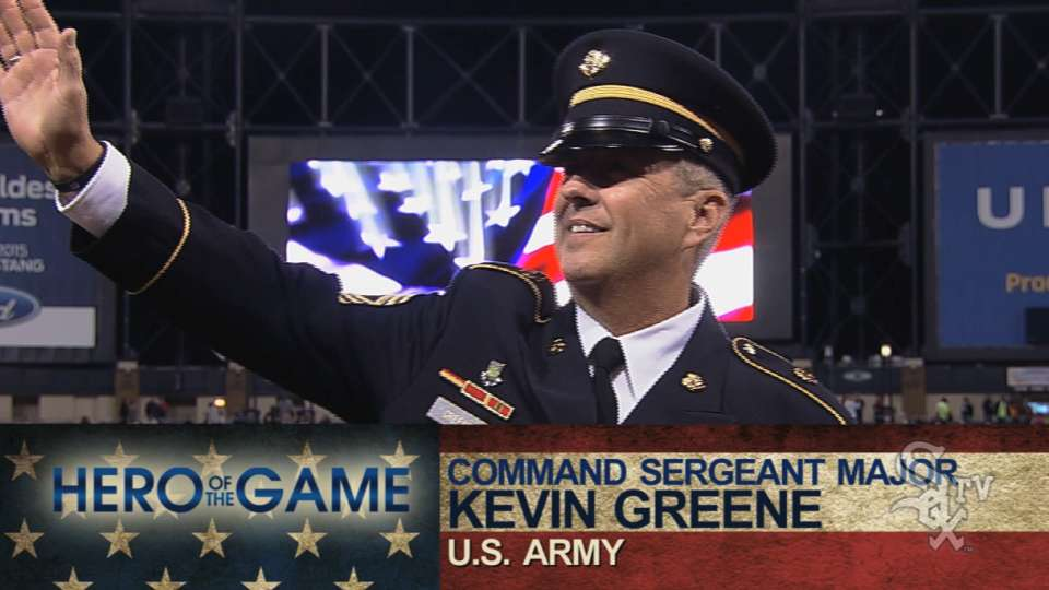 Hero of the Game: Kevin Greene