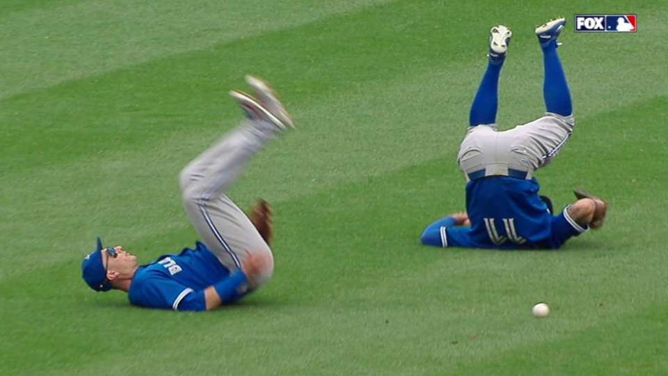 Tulo leaves the game