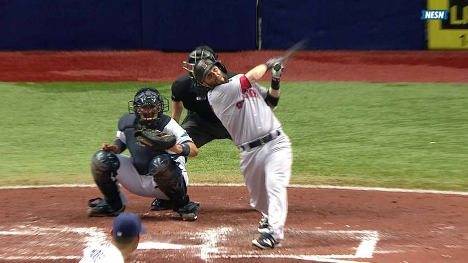 Pedroia's back-to-back shot