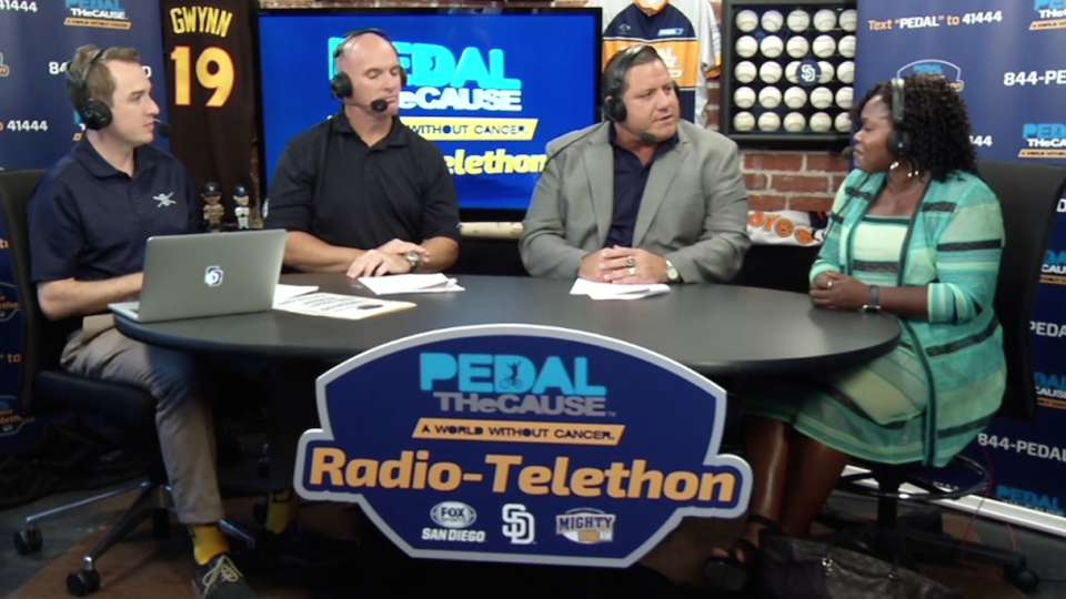 Pedal the Cause Radio-Telethon