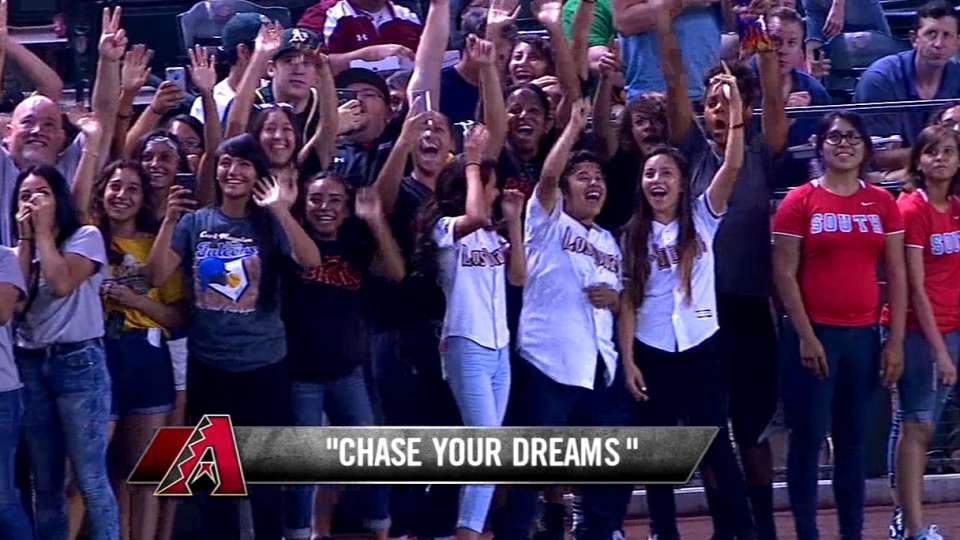 D-backs Chase your Dreams