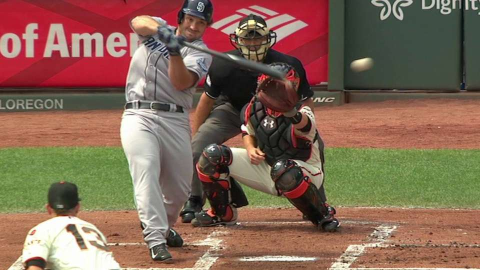 Wallace's RBI double