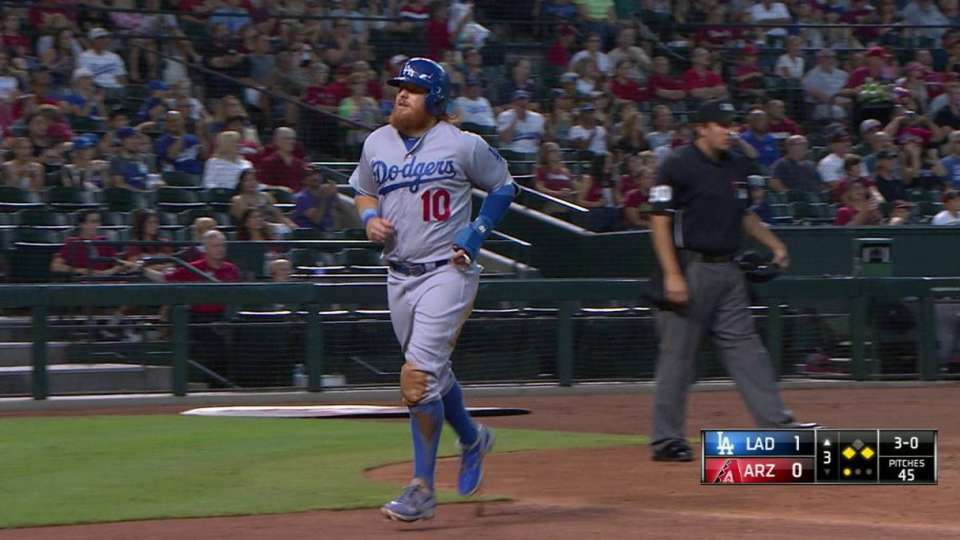 Van Slyke's RBI fielder's choice