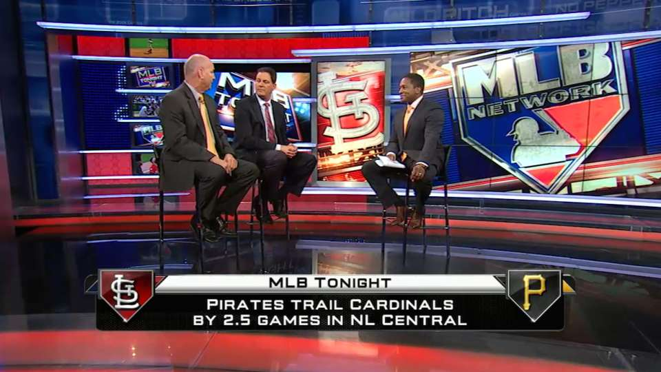 MLB Tonight on Cards' injuries