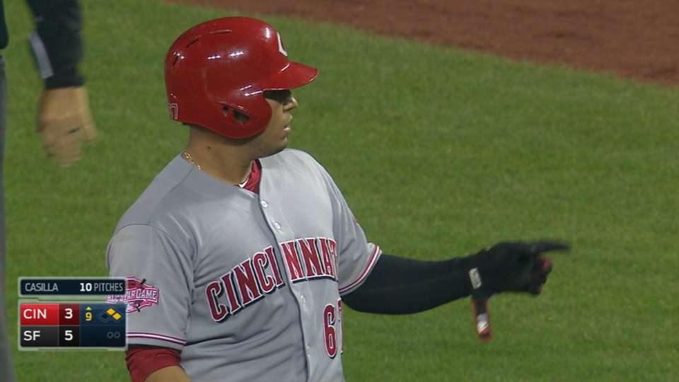 Cabrera's four hits