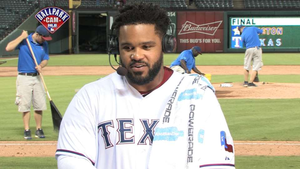 MLB Tonight: Prince Fielder