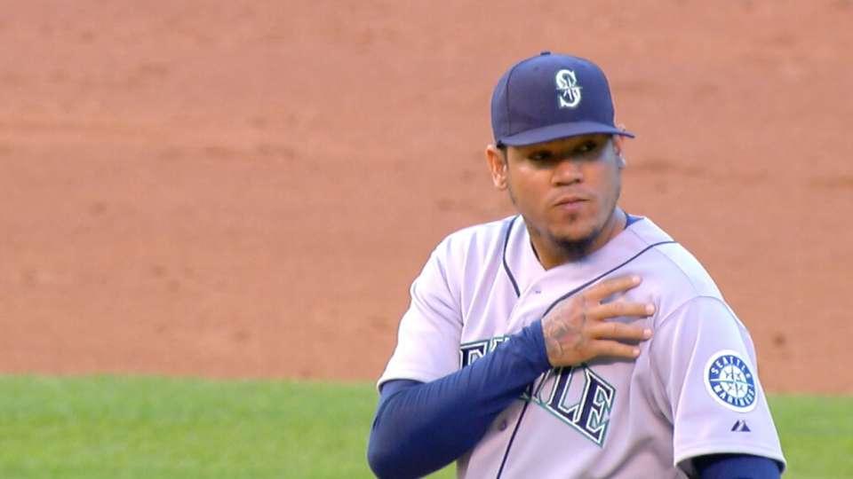 Best Starting Pitcher: Hernandez