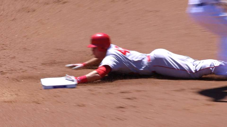 Speed: Mike Trout