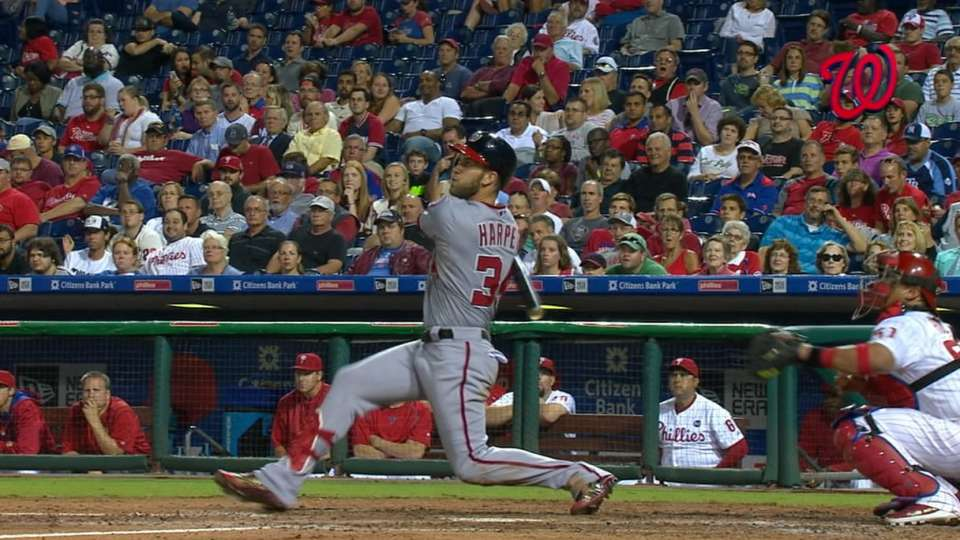 Must C: Harper blasts two homers