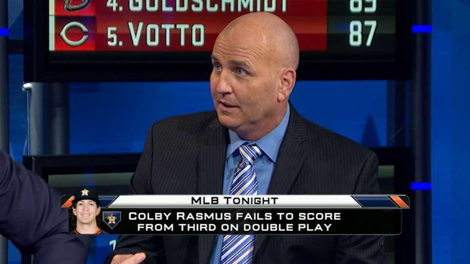 MLB Tonight: Colby Rasmus