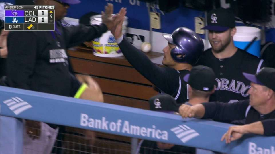 Arenado scores on error