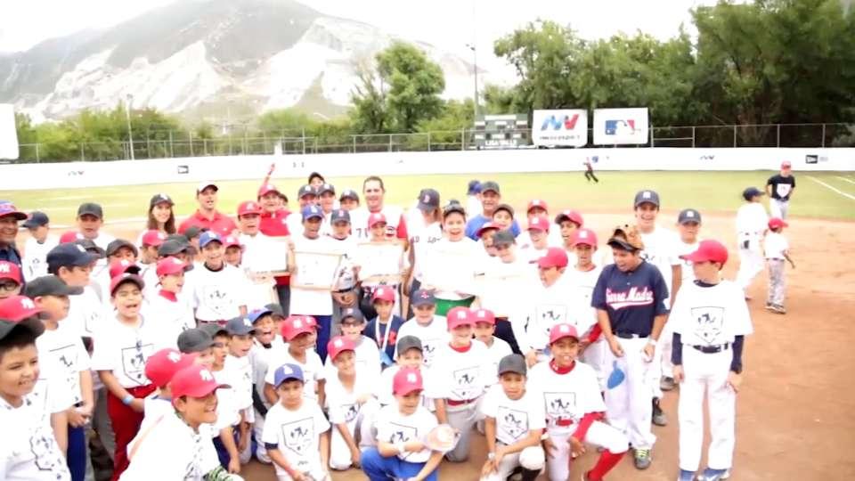 MLB in Monterrey, Mexico