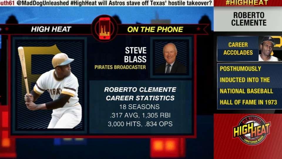 High Heat: Steve Blass