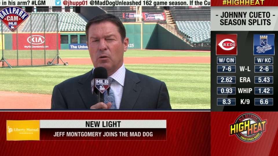 Jeff Montgomery joins High Heat