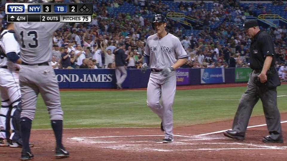 Bird's long two-run homer