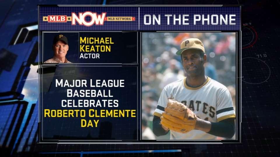 MLB Now: Michael Keaton