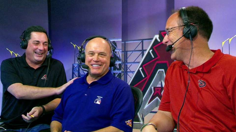 Cobb joins the D-backs' booth