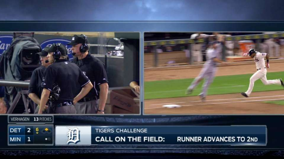 Tigers lose challenge in 6th