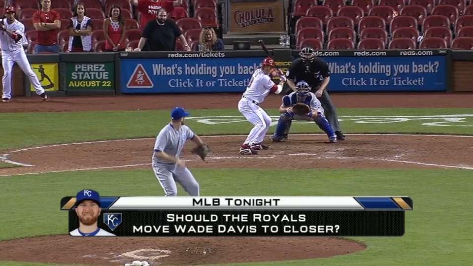 MLB Tonight on the Royals