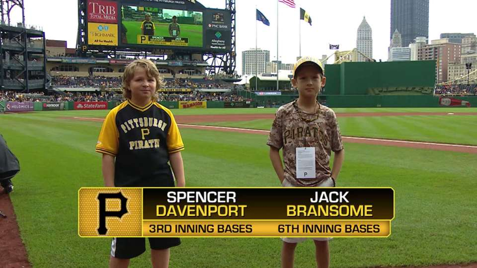 Fans of the Game at PNC Park