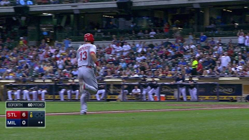 Carpenter's mammoth homer